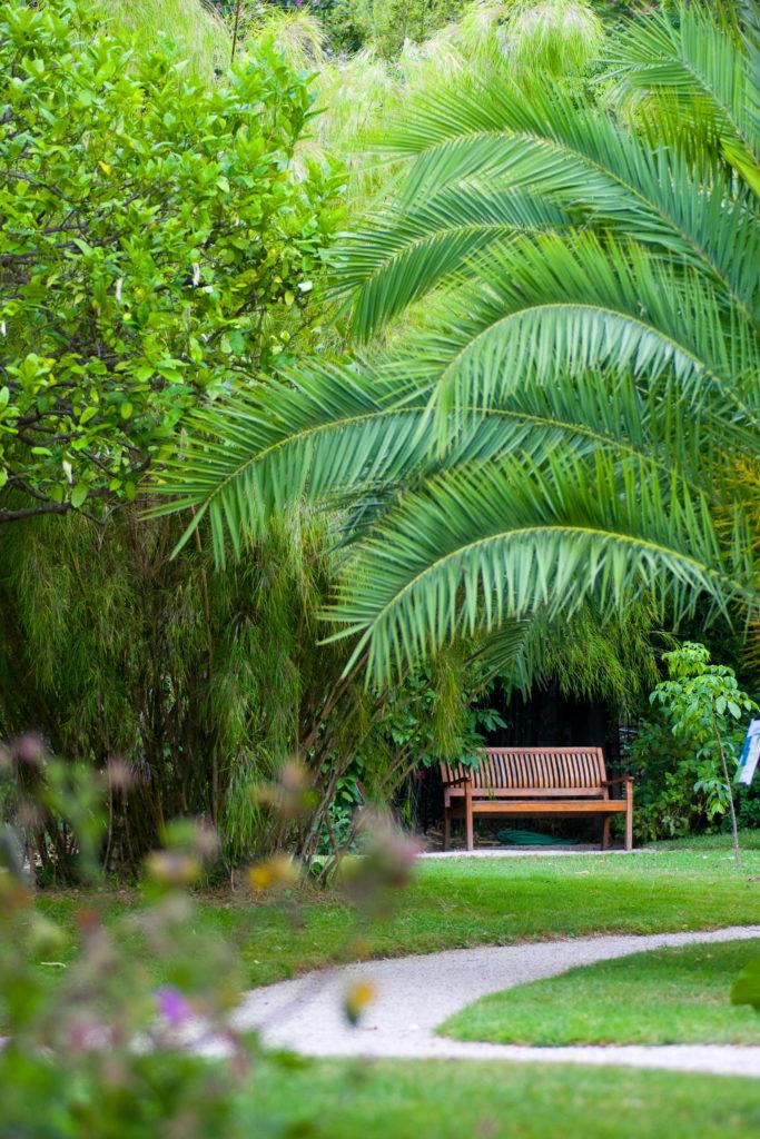 Jardin Botanique Val Rameh, France, Menton
